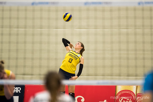 "3. Heimspiel vs. Volleyball-Team Hamburg • <a style=""font-size:0.8em;"" href=""http://www.flickr.com/photos/88608964@N07/32003260753/"" target=""_blank"">View on Flickr</a>"