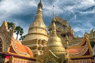 Dharmikarama Burmese Temple