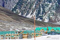 Mountain 4 ... (Bijanfotografy) Tags: nikon nikond800 nikon180mm28afd india jammukashmir jk kashmir sonamarg mountainside mountains snow