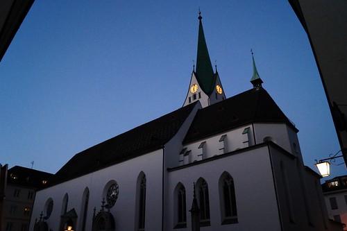 Feldkirch: Dompfarrkirche