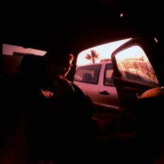 3. Car (motagirl2) Tags: menorca minorca spain balearicislands beach ciutadella ciudadela coast fornells holidays summer mediterranean sea mediterraneansea lomography diana dianaf lomographydiana ishootfilm istillshootfilm filmisnotdead fuji velvia fujivelvia fujifilm analogphotography filmphotography film vignettes vignetting mediumformat 120mm wideangle