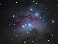 NGC 1977, The Running Man Nebula (drdavies07) Tags: ngc1977 runningman