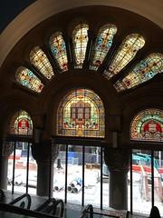Beautiful windows in QVB (Suzieboots) Tags: online17 informationonline sydney queenvictoriabuilding qvb