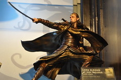 "Lord Elrond - ""Lord of the Ring"" (Lim SK) Tags: weta cave wellington lord elrond lordofthering"