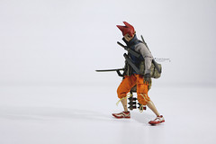 IMG_0460 (ChatchawanB.) Tags: threea thailand threealegion thailegion threeatoys tk tomorrowkings tomorrowking tomorrow ashley ashleywood actionfigure action portable popbot 112 cornelius red orange