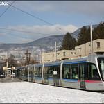 2017.0052Alstom Citadis - Sémitag (Société d'Économie MIxte des Transports publics de l'Agglomération Grenobloise) / TAG (Transports de l'Agglomération Grenobloise) n°6028 thumbnail