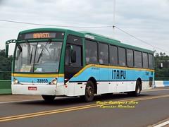 ITAIPU 33955 - PUERTO IGUAZU x FOZ (Expresso Riominas) Tags: caio