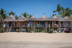 Mazunte Zipolite Beach shack Mexico
