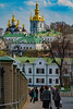 kiev-pechersk lavra (___pete___) Tags: ukraine kiev church street kievpechersklavra