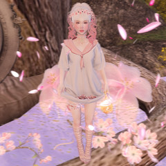 Spring and Blossoms at The Seasons Story (hump muffin) Tags: events fashion blogging chapter four ariskea catwa cute dami esszenz kawaii more offbeat petou sakura spring wasabi pills ifttt wordpress second life hump muffin sl avatar girl clothes blog