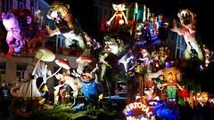 Aalst Carnaval - Collage 7 (Johnny Cooman) Tags: aalst vlaanderen belgië bel carnaval carnival alost belgium ベルギー flhregion flemishregion flandre flandes flanders flandern canons5 belgique belgien belgia oostvlaanderen eastflanders evenement bélgica aaa panasonicdmcfz200 collage
