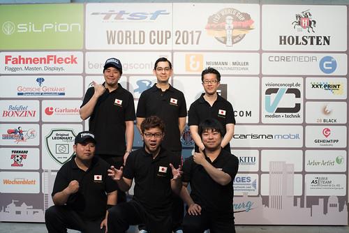 Team Japan Men D2