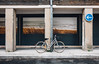 Rouen (julien `) Tags: photo left gauche becycle x70 bike rouen picture beach allegorie plage dash fujix70 advertising illusion fleche velo