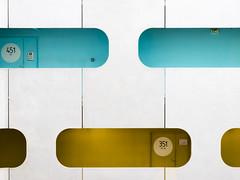 Jussieu (HellAir) Tags: paris jussieu color architecture geometry faculty université university