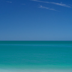 Ocean horizon (Tim Ravenscroft) Tags: ocean sea horizon sky venice florida seascape minimalism hasselblad x1d