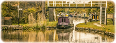 Hawkesbury Junction (IAN GARDNER PHOTOGRAPHY) Tags: canal inlandwaterway narrowboats waters warwickshire boats coventry