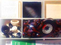 Estos últimos 10 años (the cherry blues project) Tags: thecherrybluesproject artesonoro soundart objeto boxset