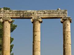 Dettagli (Amaranta*) Tags: giordania colonnato jerash