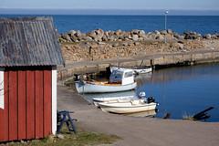 Kattviks Hamn (Håkan Dahlström) Tags: 2017 boat hamn harbor harbour kattvik photography port skåne sweden båstad skånelän xt1 f90 1400sek xc50230mmf4567ois uncropped 2826032017153400 båstadv se