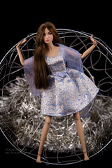 """Poppy Parker """"In the Air"""". (Glimmer O'Bright) Tags: poppyparker poppy intheair integrity doll collectibledoll"""