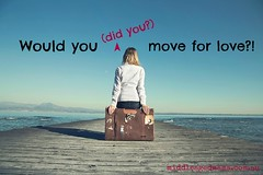 would you move for love? (jancamilleri) Tags: serenepeople travel peopletraveling holiday women silence tripping searching peaceonearth zenlike arrival abstract immigrant hippie peacesign arrivaldepartureboard child reaching resting thinking leaving buddhism multiethnicgroup worldmap oneperson action mobility infinity eternity sharing contemplation concentration variation newlife discovery imagination beginnings dreamlike hope onthemove journey futuristic relaxation freedom sadness depressionsadness anticipation adventure loneliness solitude illusion tranquilscene cultures ideas traveldestinations vacations lifestyles outdoors rearview pensive humanbrain people lightnaturalphenomenon earth space sea street suitcase natures life hipster