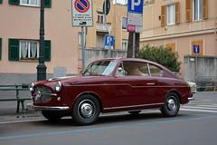 Fiat 1100 103 by Siata (Maurizio Boi) Tags: fiat 1100 103 siata car auto voiture automobile coche old oldtimer classic vintage vecchio antique italy voituresanciennes worldcars
