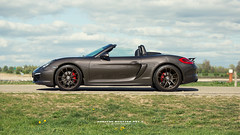 Porsche Boxster S (Zuugnap) Tags: tlphotographynl tjeulinssen zuugnap canon5dmarkiii canonef70200mm porsche porscheboxsters981 981