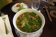 Pho @ Mai Do @ Paris (*_*) Tags: paris france europe city 2017 march spring pho beef maido food restaurant vietnam vietnamese soup noodle ricenoodle