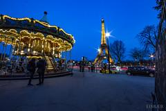 Eiffelkarussell (EISBÆR) Tags: paris eiffelturm eiffel tour