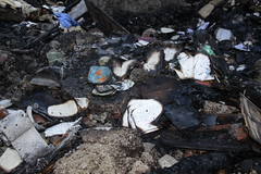 HausBrand037 (hgyx) Tags: feuer brand zerstörung erkalten spuren