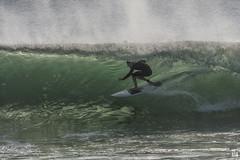 Surfing Burleigh #399 (BAN - photography) Tags: surfer burleighbarrel tube surfboard wave seaocean burleighheads d500