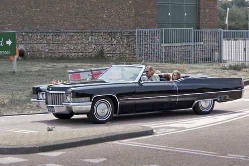 Cadillac DeVille Convertible 1970 (0249)