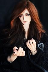 Soom Hyperon Lucifer (Serdtse) Tags: handmade alpacawig jointedhands dollsoom hyperon bjd soombjd soom