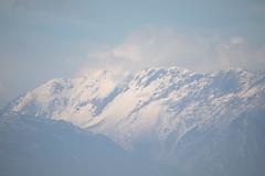 Mt Parnassos in glory (kt~akai) Tags: flickrtravelaward parnassos ski skiing hiking snow winter cloudy blue sky heavy mountain mt viotia greece hellas levadia telephoto canon markiv tamron