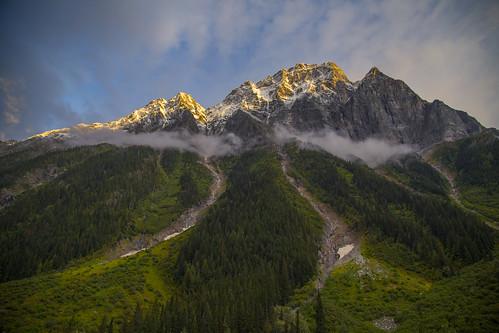 Mountain Peaks