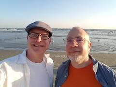 Island Us (Mamluke) Tags: tybeeisland tybee island beach shore coast coastal georgia tybeeislandgeorgia mamluke sand ocean sea atlanticocean us mrsmamluke glasses waves