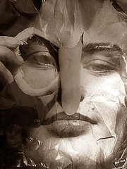 2017-04-26 combined portrait (6)f (april-mo) Tags: portrait combinedportrait experimentaltechnique experimental unusualportrait artisticproject