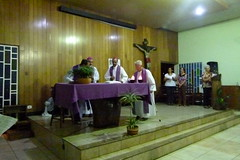 Missa dom João Justino e Dom Geovane