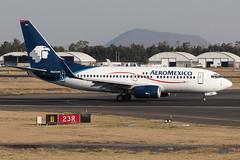 547C0784_Mar29_N423AM (FelipeGR90) Tags: 737ng aeropuerto internacional benito juarez boeing 737 ciudad de mexico city 737700 73g aicm am amx aeromexico b737 b73g cdmx mex mmmx n423am