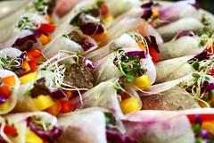 Radish wrap (Photoscriber) Tags: asian cuisine food homemade radish wrap