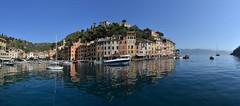 Italie - Portofino - Riviera - Ligurie (AlCapitol) Tags: italie portofino nikon d800 port bateau boat mer sea méditérranée ligurie rivieraitalienne reflection frontdemer reflet