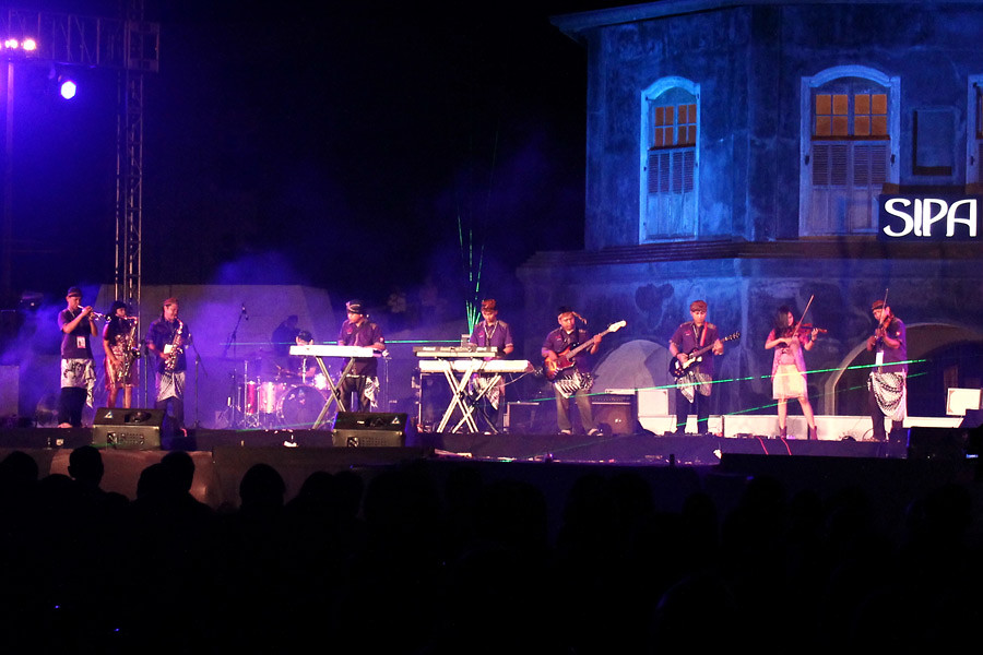 The SIPA festival on Java focuses on contemporary performances