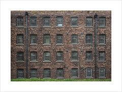 Jerusalem (andyrousephotography) Tags: quarrybankmill nationaltrust styal cheshire industrial past heritage building brickwork windows symmetry ticksalltherightboxes andyrouse canon eos 5d mkiii