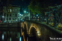 Amsterdam_bridge_30.10.2016 (wasyhun Asefa) Tags: bridge night amsterdam long exposure canon 70d city