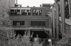 Kokerei Zollverein (Kamerakata) Tags: analog ruhrpott schwarzweis zollverein