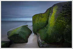 Windansea, La Jolla (Huibo Hou) Tags: ocean la jolla san diego windansea morning cloud long exposure