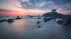 Miramar (joao_trindade) Tags: miramar sr da pedra porto portugal gaia praia beach sunset