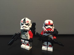 Imperial Special Forces (♠York♠) Tags: mlg combos minifigs starwars lego