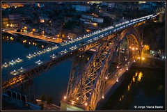 1 - PONTE LUIS I (VIANA BASTO) Tags: ponteluis i porto portugal