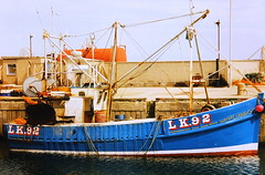Harvest Home (calzer) Tags: sea scotland lerwick industry moray harvest home old style fishing boat lossie harbour